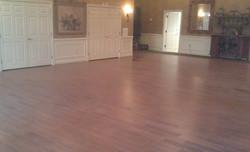 Dance hall floor