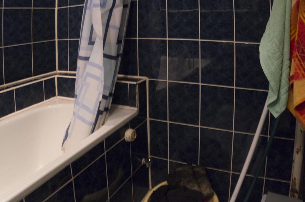 Łazienka przed zmianą