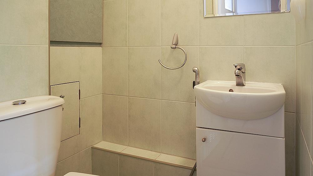 Łazienka - po zmianie