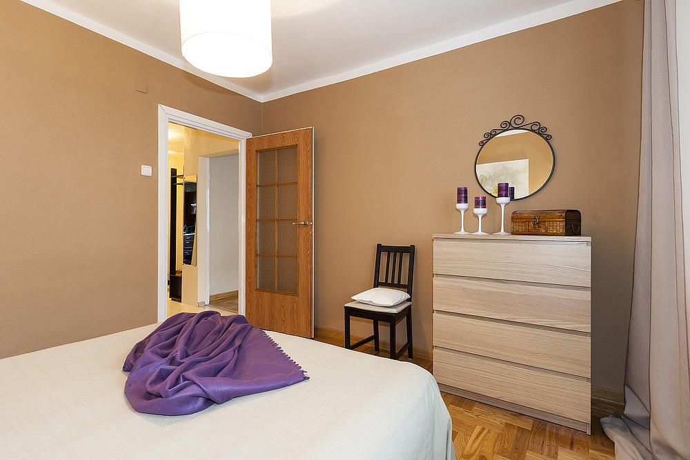 Sypialnia po zmianie