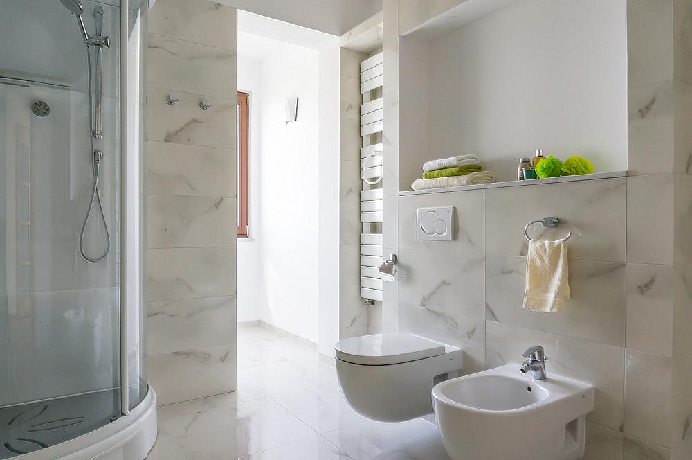 Łazienka po zmianie