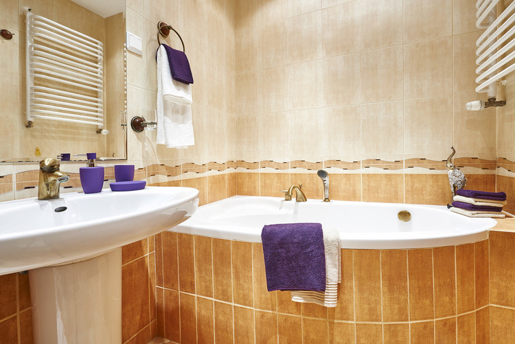 Łazienka - po stylizacji