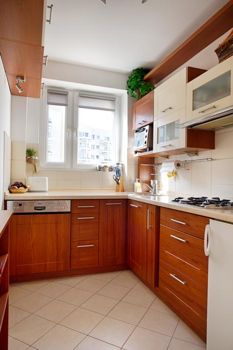 Kuchnia - przed stylizacją