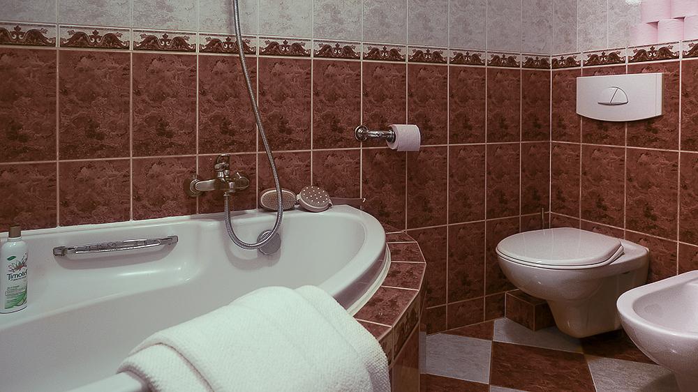 Duża łazienka - po zmianie