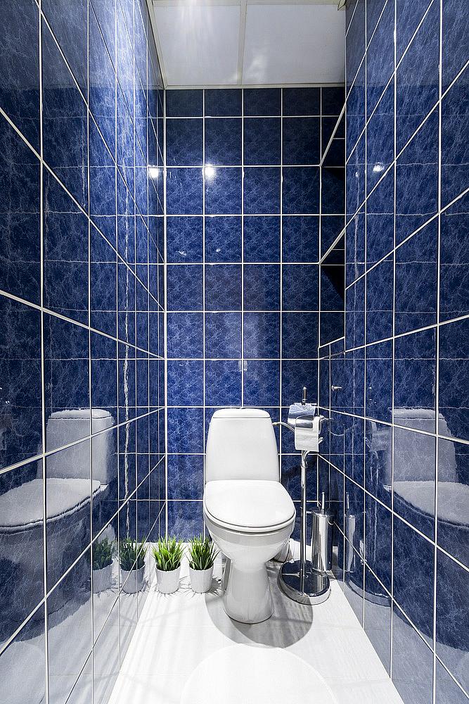 Toaleta po zmianie