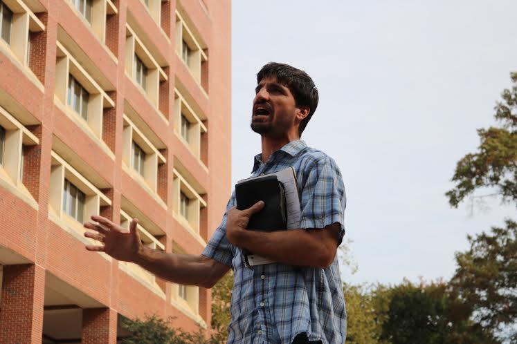 preaching NCSU
