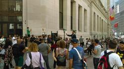 Wall Street NYC 2016 B