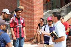 Reaching Muslims at NCSU