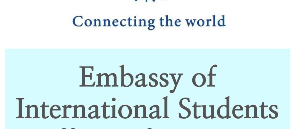 Free Korean Language Classes (Beginner & Intermediate) by the Embassy of International Students
