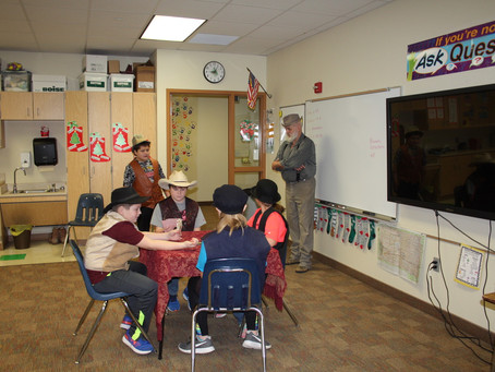 History Comes Alive for Miller Students