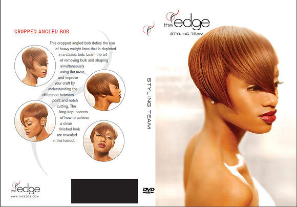 Cropped Angled Bob DVD