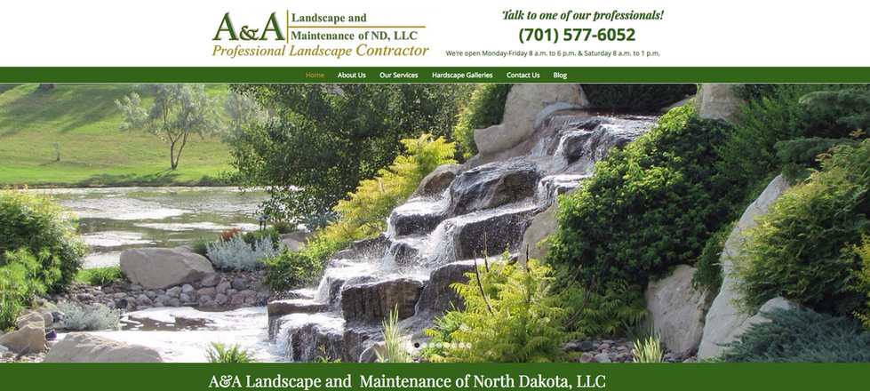 A & A Landscaping & Maintenance