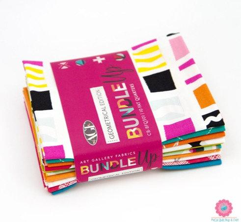 Geometrical Edition Bundle Up