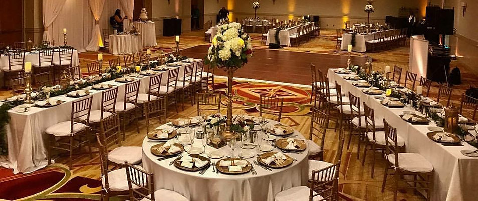 Setup for event   Evenful Moments