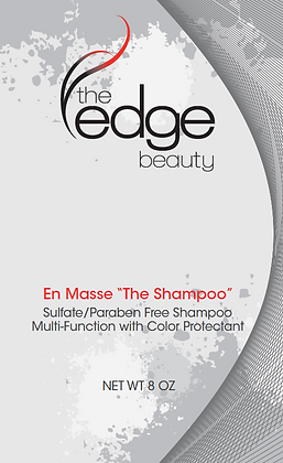 "EN MASSE ""sulfate/paraben free shampoo"""