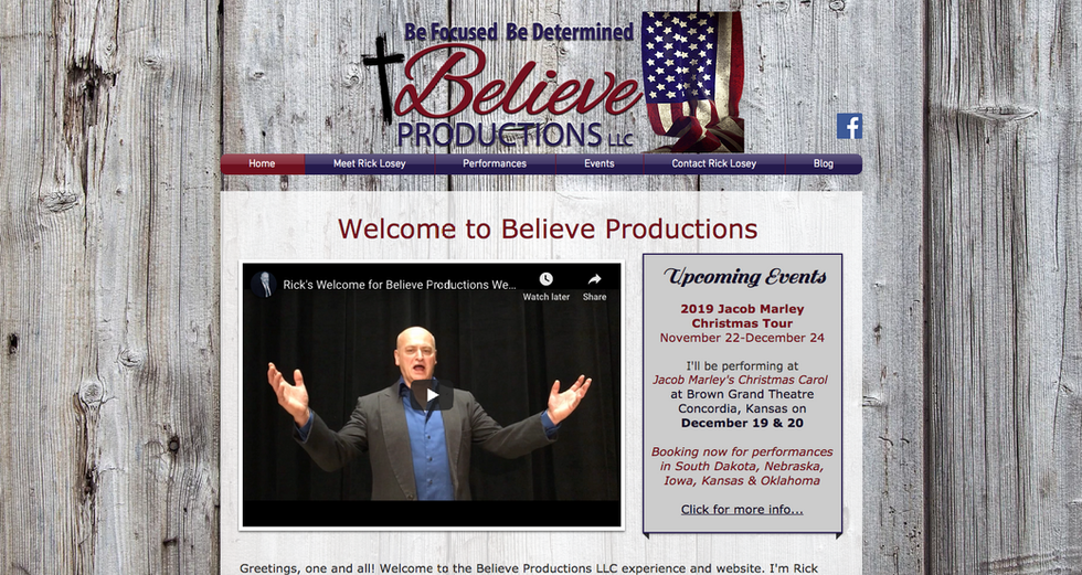 Believe Productions, LLC
