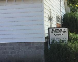 Presbyterian Church Sedgwick Colorado