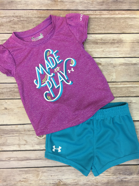 Under Armour Infant Girls