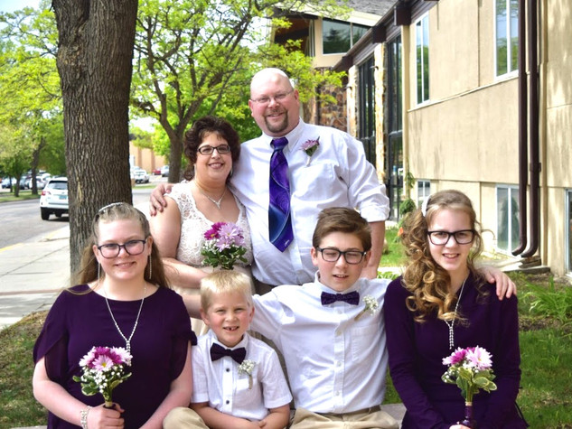 Connie + Cam Wedding