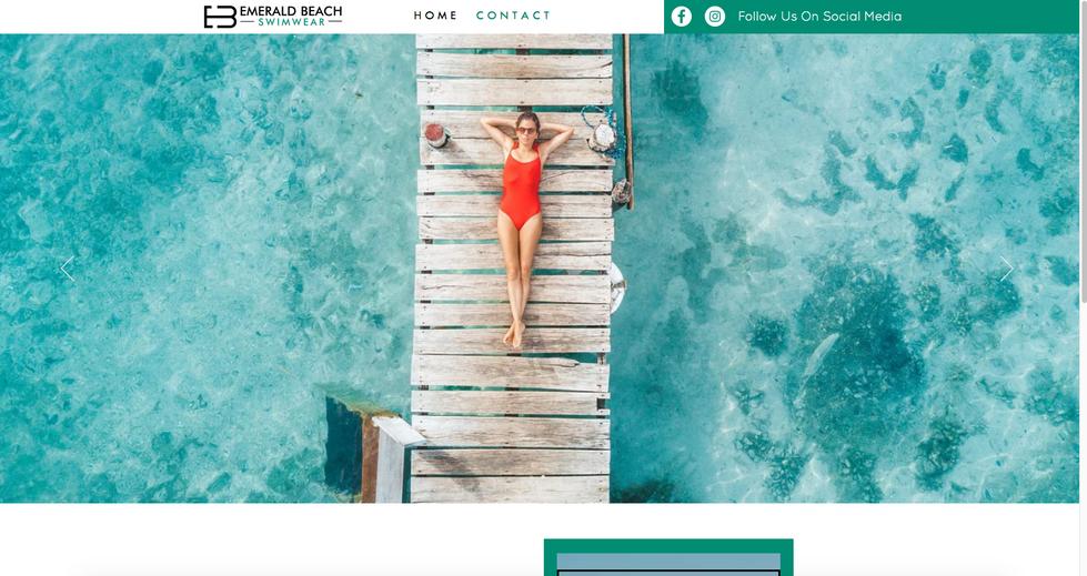 Emerald Beach Swimwear