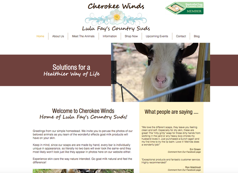 Cherokee Winds