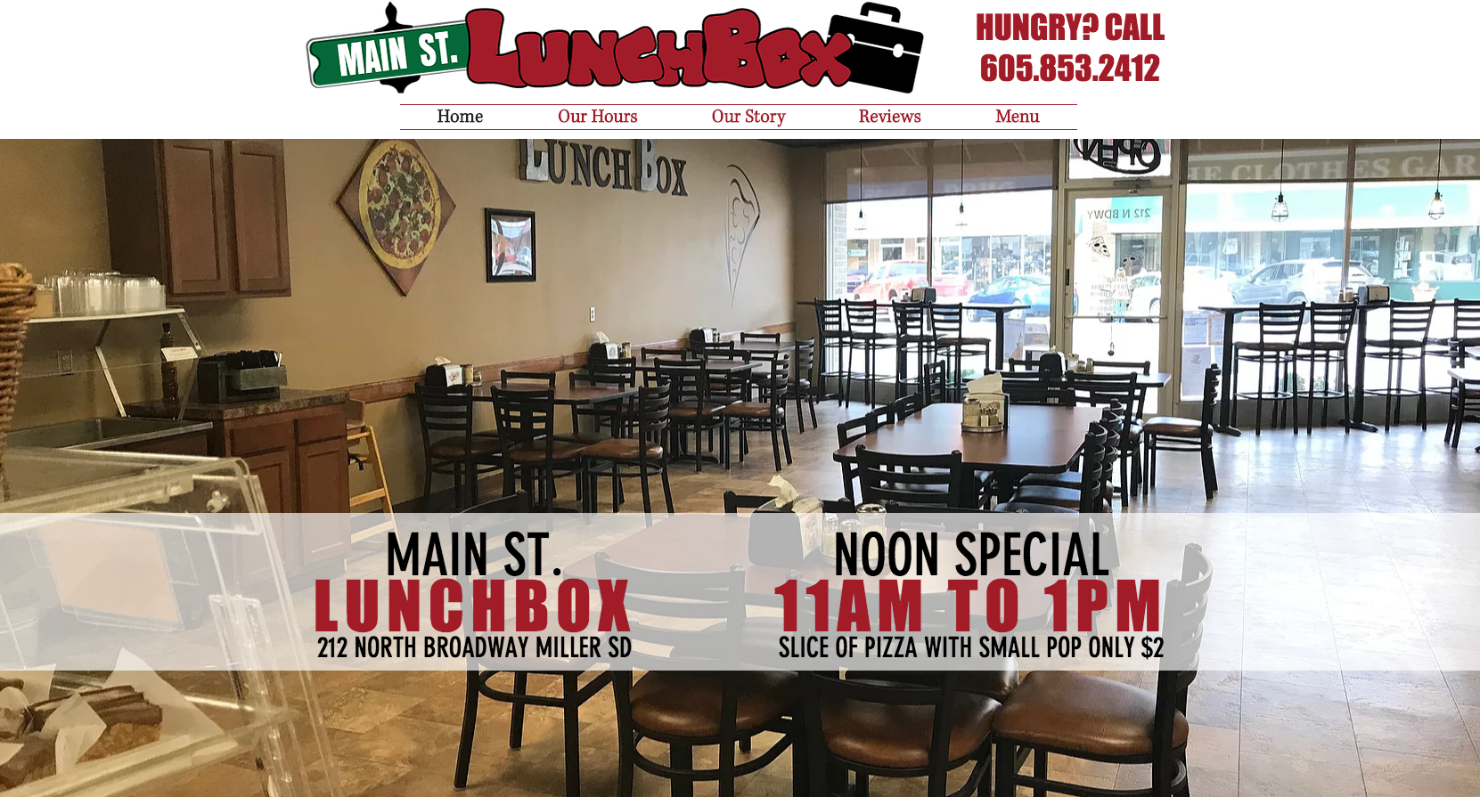 Main St. Lunchbox