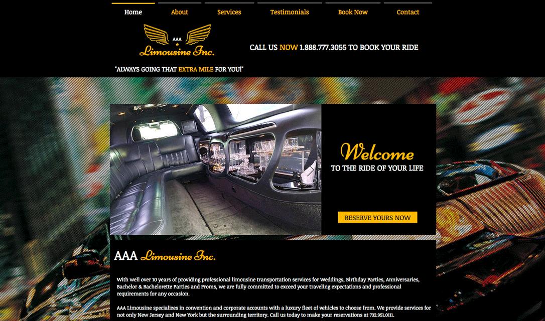 AAA Limousine Inc.