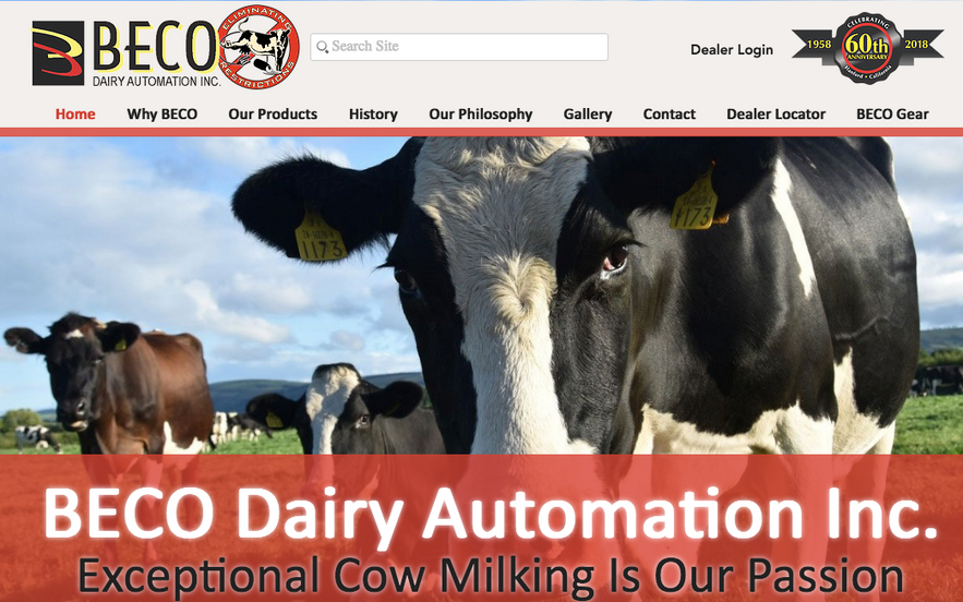 Beco Dairy Automation Inc.
