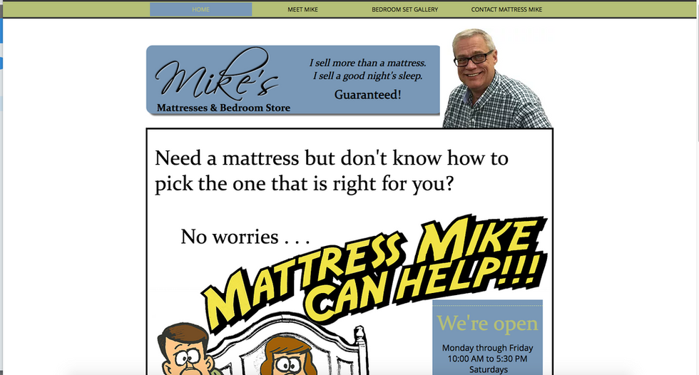 Mike's Mattresses & Bedroom Store