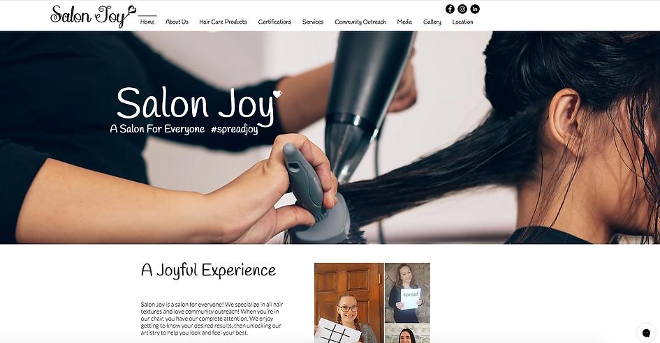 Salon Joy