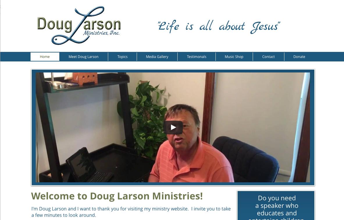 Doug Larson Ministries