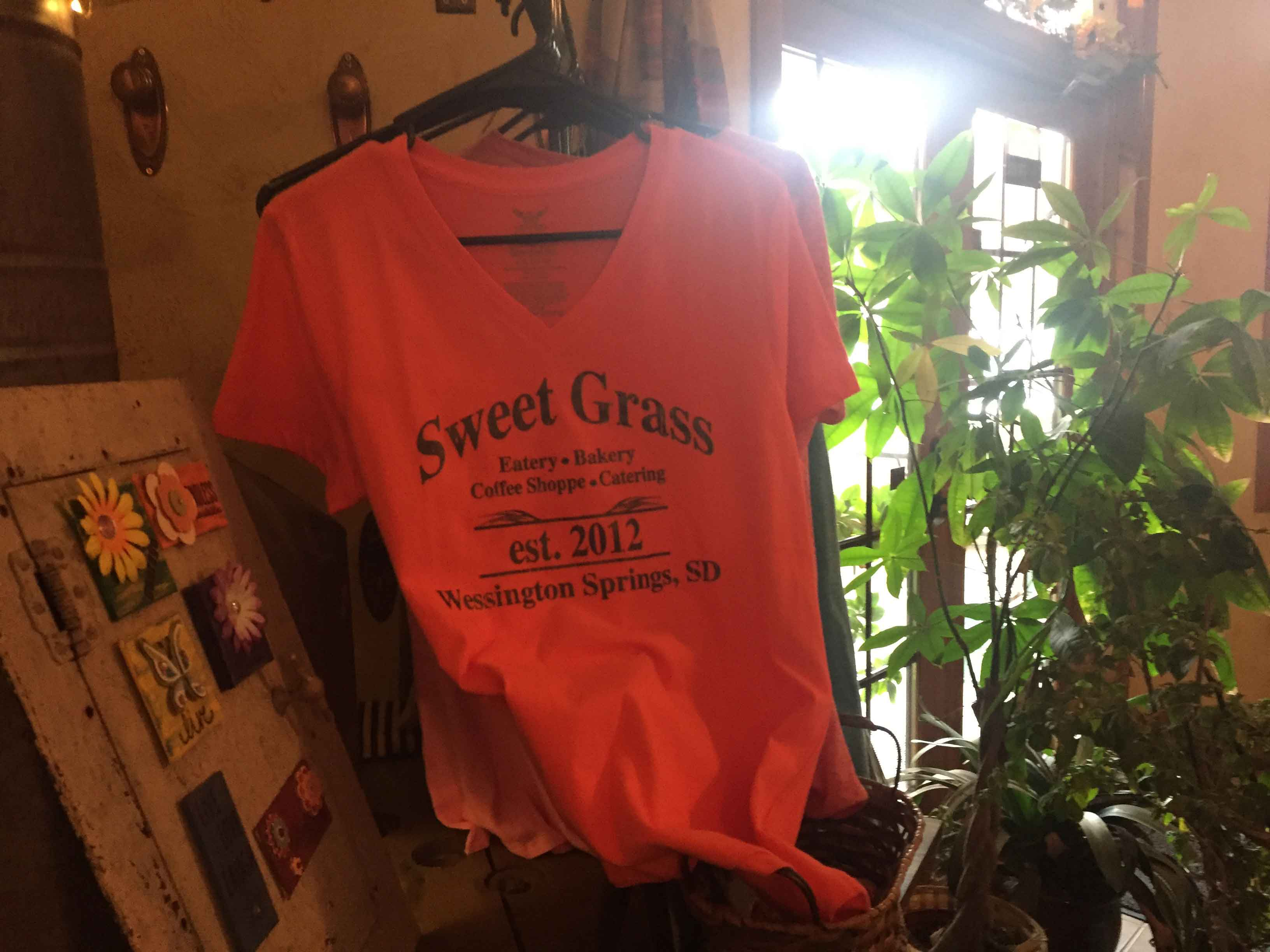 Sweet Grass T-Shirt