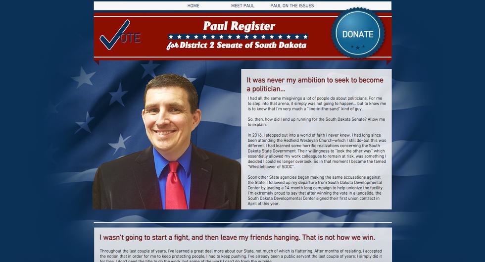 Paul Register