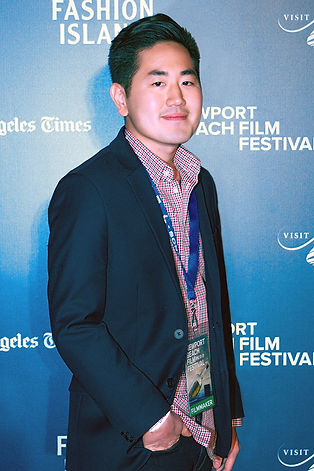 """Justin S. Lee attends the """"Actors Anonymous"""" premiere at the Newport Beach Film Festival"""