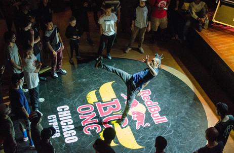 Event - RedBull Breakdance