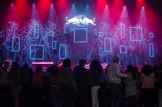 Event - RedBull Soundselect at the Rivera