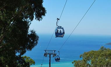 arthur's seat eagle gondolas