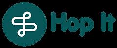 Hop It Logo, Hop It Tours Melbourne
