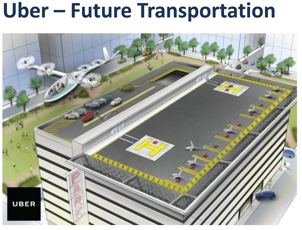 UberAir website picture