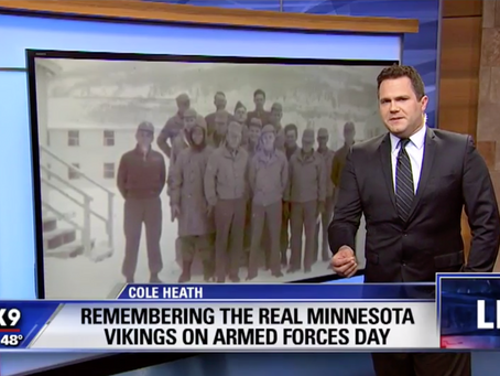"Fort Snelling to Honor the ""Vikings"", a Minnesota-based WWII Ski Battalion"