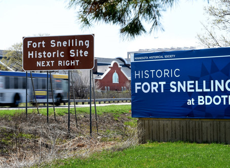 "MN House DFLers support adding Dakota word 'Bdote"" to Historic Fort Snelling"
