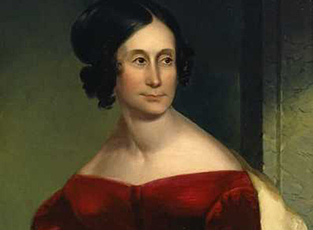 Abigail Hunt Snelling was more than a helpmate at the early years of the fort bearing her name