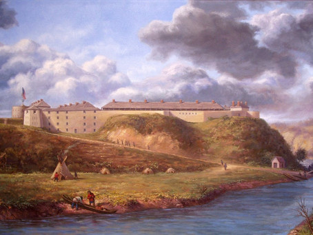 200 years ago, Fort Snelling was established, and with it came change