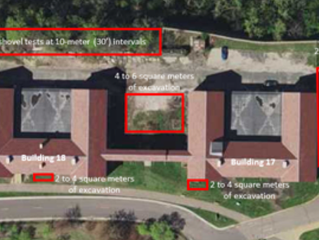 Historic Fort Snelling Archaeology Update July 31, 2019
