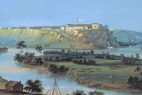 Fort Snelling: An Important Point of Minnesota History