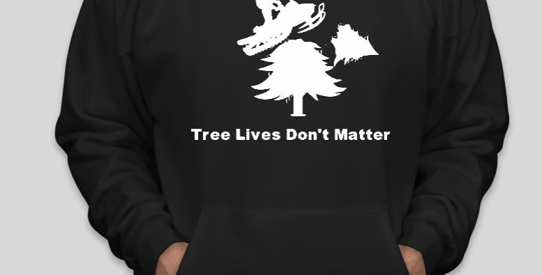 Youth Tree Lives Hoodie