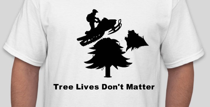 Youth Tree Lives T-Shirt
