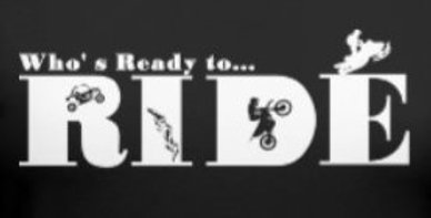 Who's Ready to Ride Decal