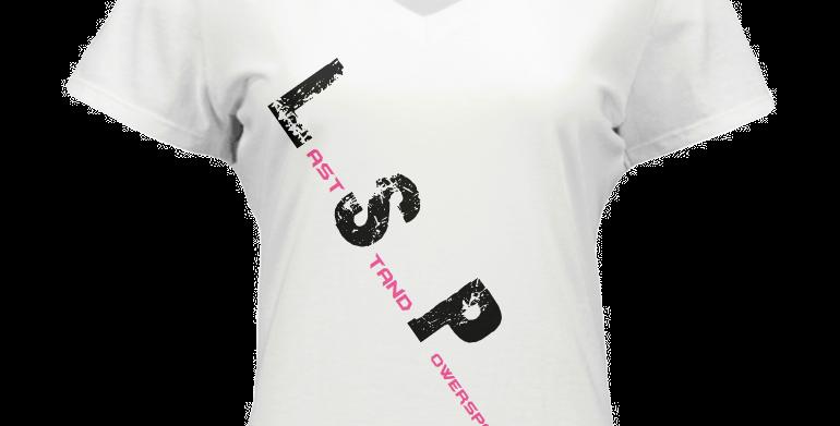 Women's Cut LSP T-Shirt