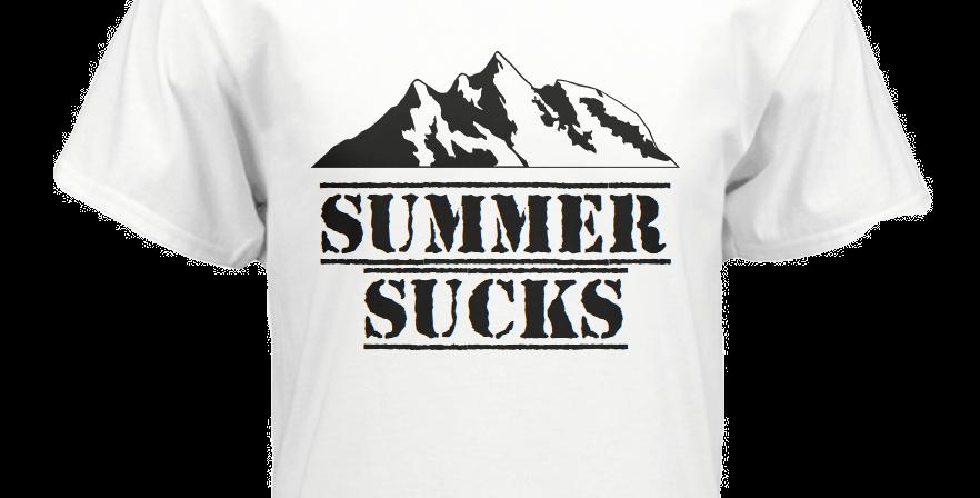 Youth Summer Sucks T-Shirt